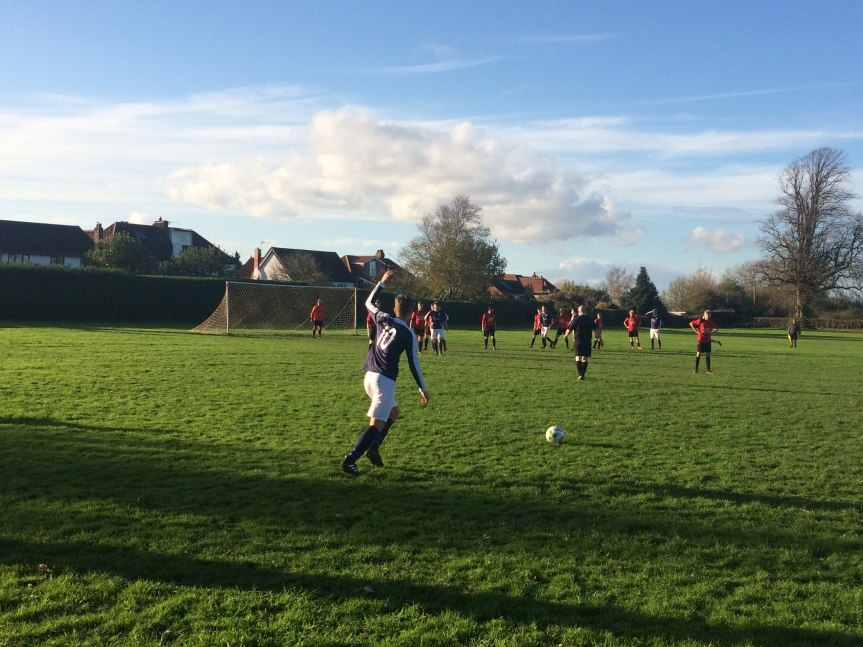 Pictures: Lodway v Clevedon United A